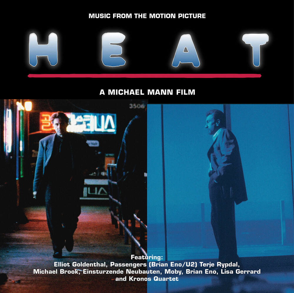 Heat - Music From The Motion Picture / Various - Heat - Music From The Motion Picture / Various