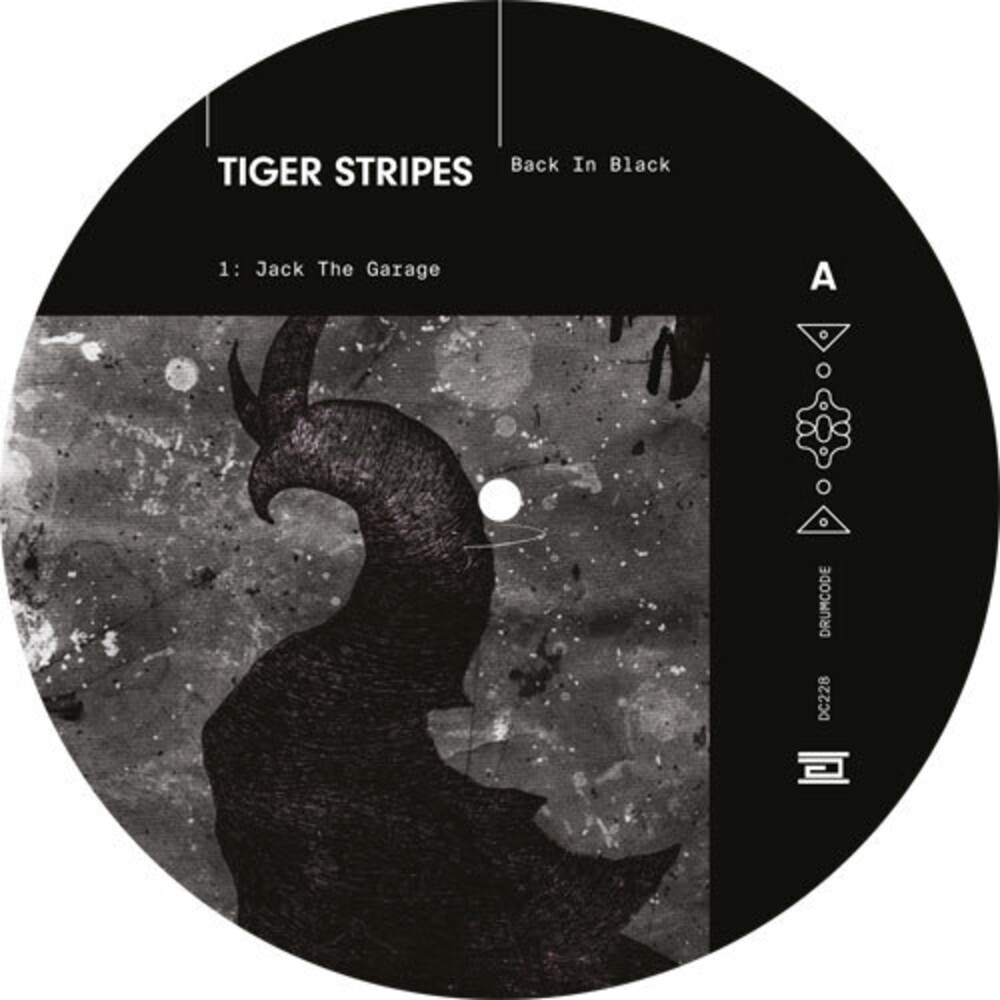 Tiger Stripes - Back In Black