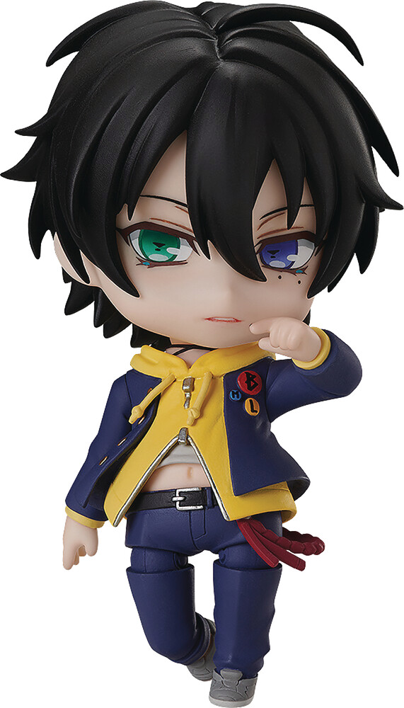 Good Smile Company - Good Smile Company - Hypnosis Mic Div Rap Battle Saburo YamadaNendoroid Action Figure