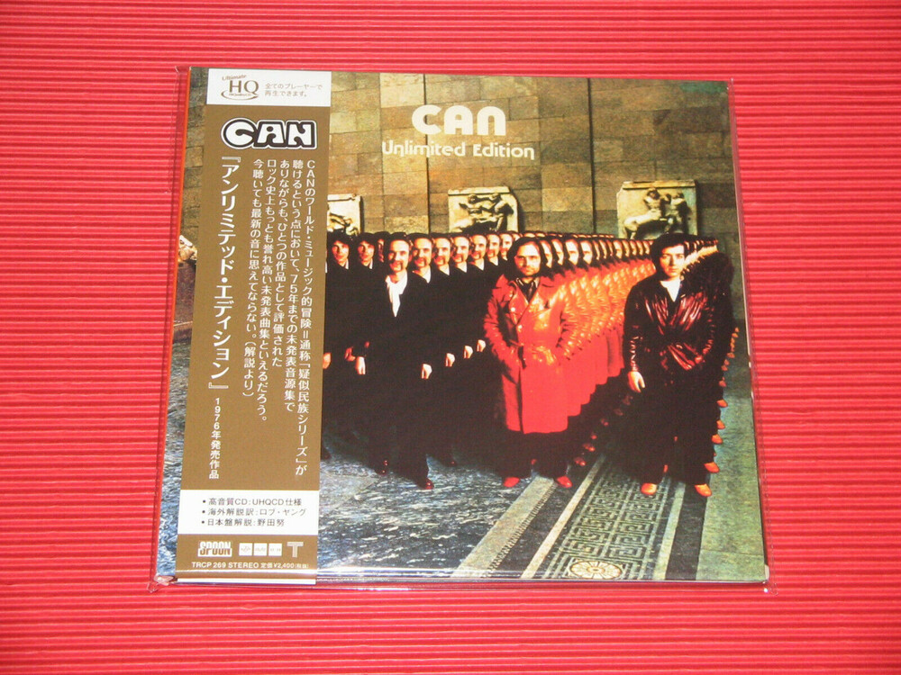 Can - Unlimited Edition (UHQCD / Paper Sleeve)