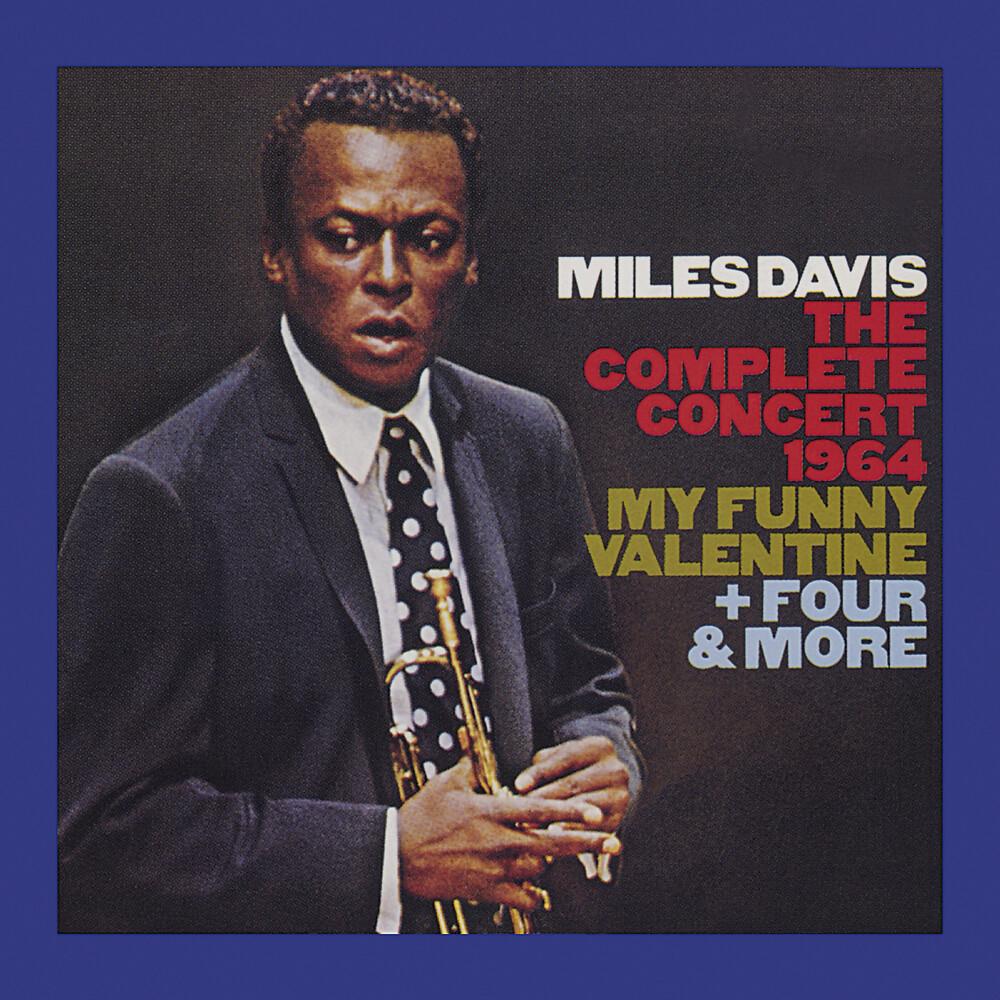 Miles Davis - Complete Concert 1964 (Hol)