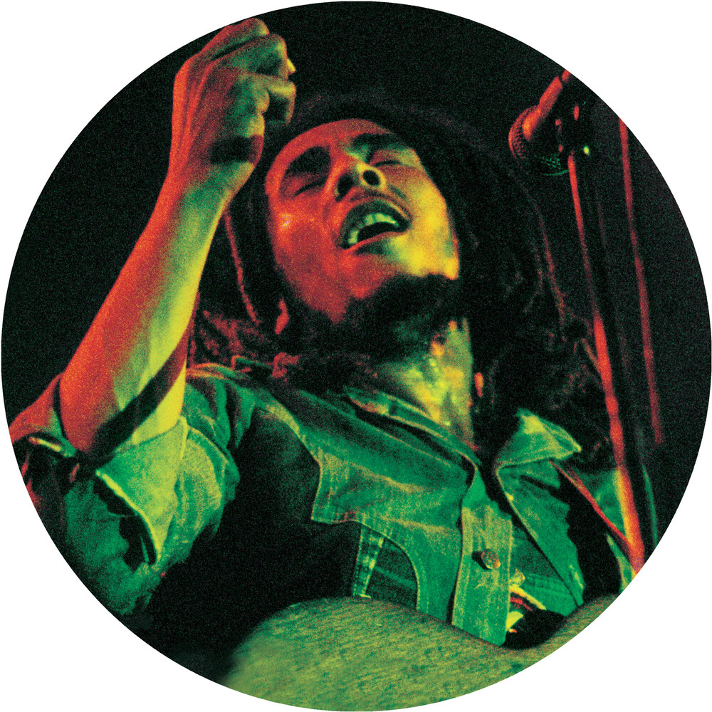 Bob Marley - Soul Of A Rebel (Pict)