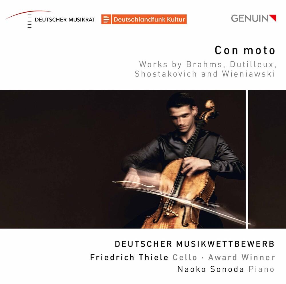 Brahms / Thiele / Sonoda - Con Moto