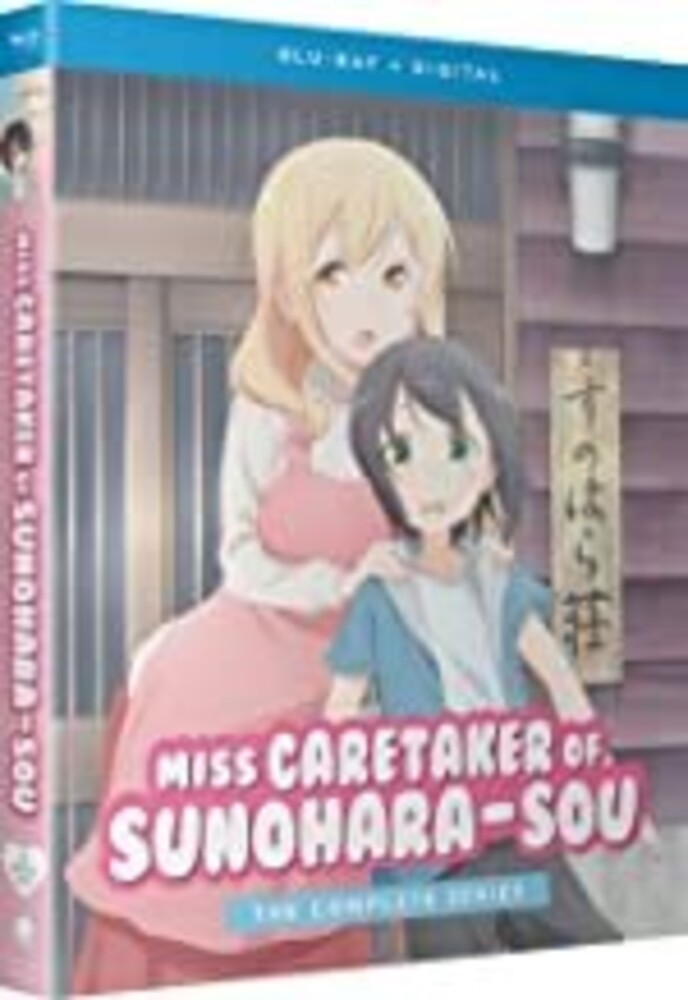 Miss Caretaker of Sunohara-Sou: Complete Series - Miss Caretaker Of Sunohara-Sou: Complete Series