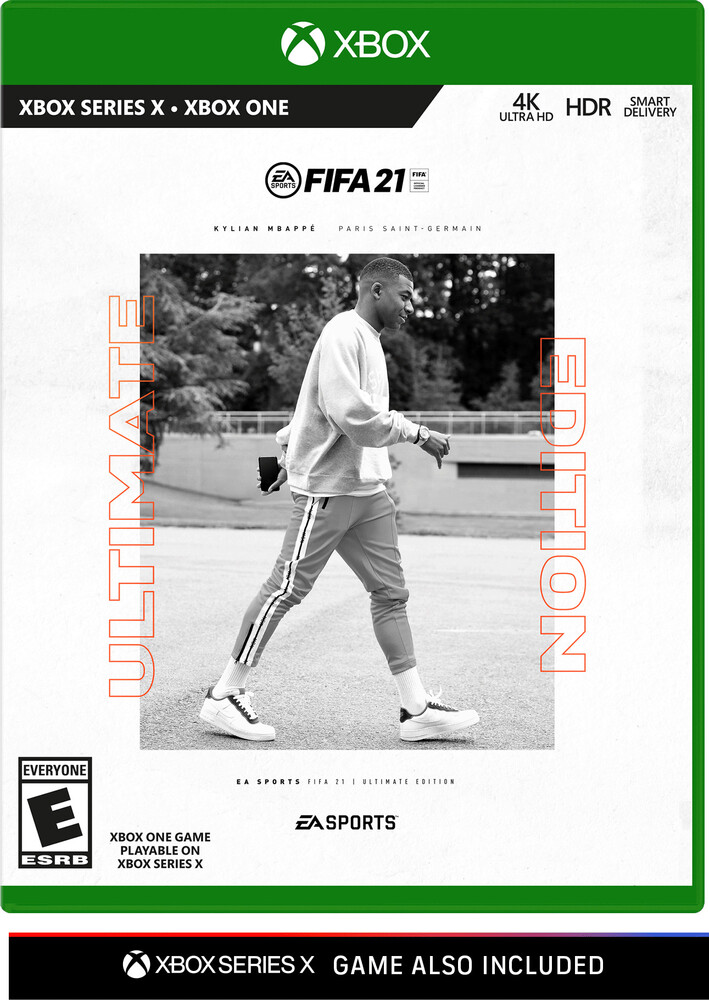 Xb1 FIFA 21 Ultimate Edition - Xb1 Fifa 21 Ultimate Edition