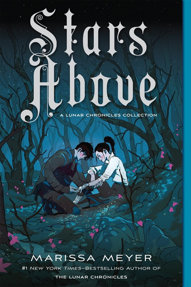 - Stars Above: A Lunar Chronicles Collection
