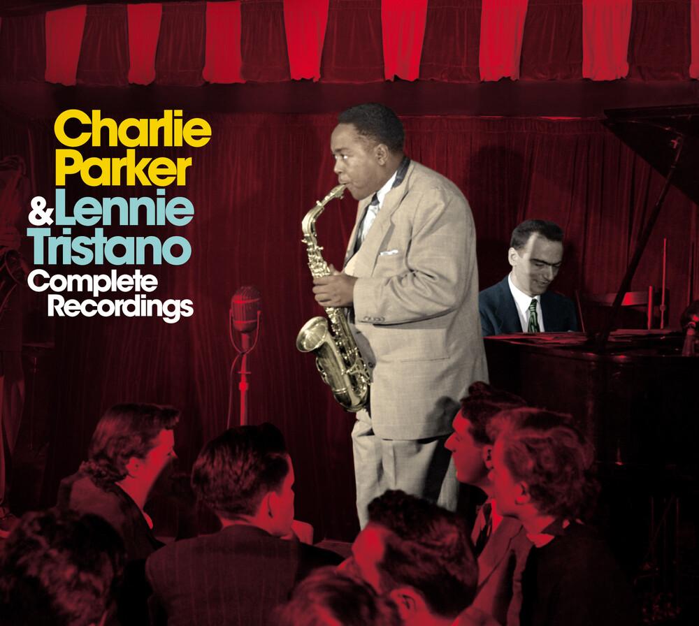 Charlie Parker / Tristano,Lennie - Charlie Parker & Lennie Tristano: Complete Recordings [Deluxe Digipak]