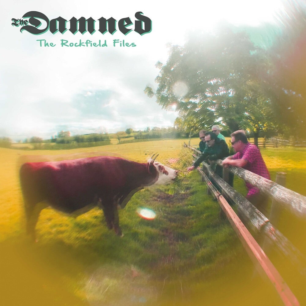 The Damned - The Rockfield File