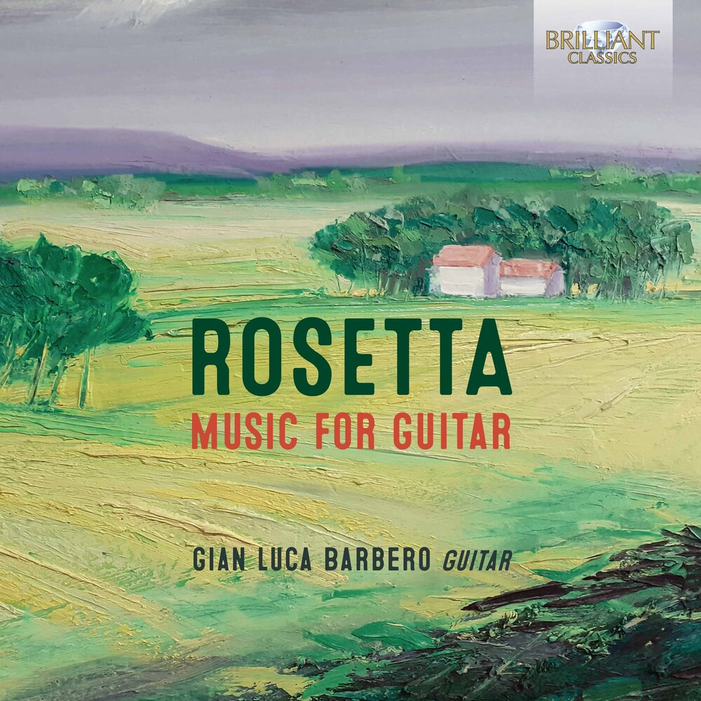 Rosetta / Barbero - Music for Guitar
