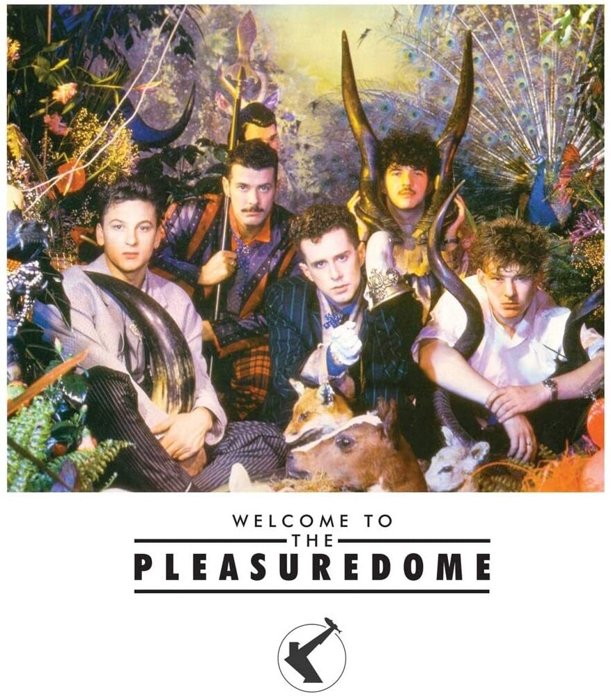 Frankie Goes To Hollywood - Welcome To The Pleasuredome (Can)