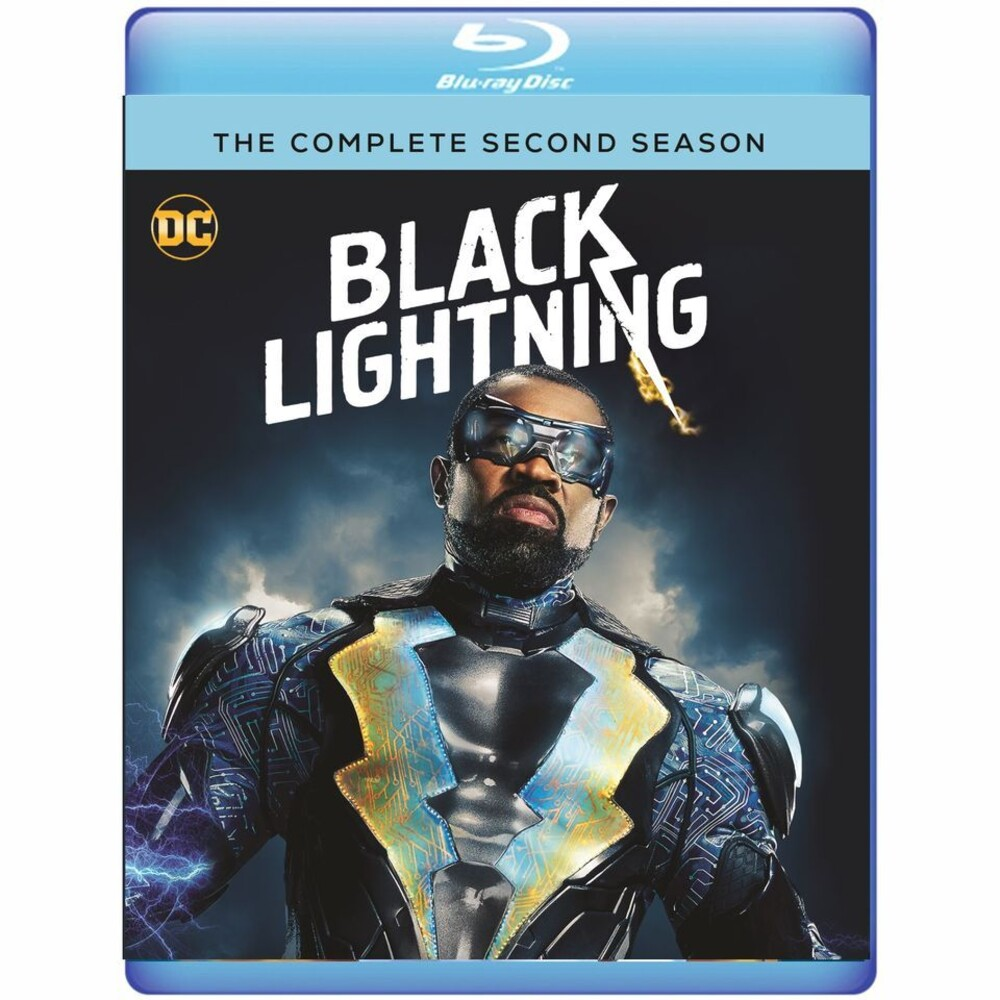 - Black Lightning: Complete 2nd Season (3pc) / (Mod)