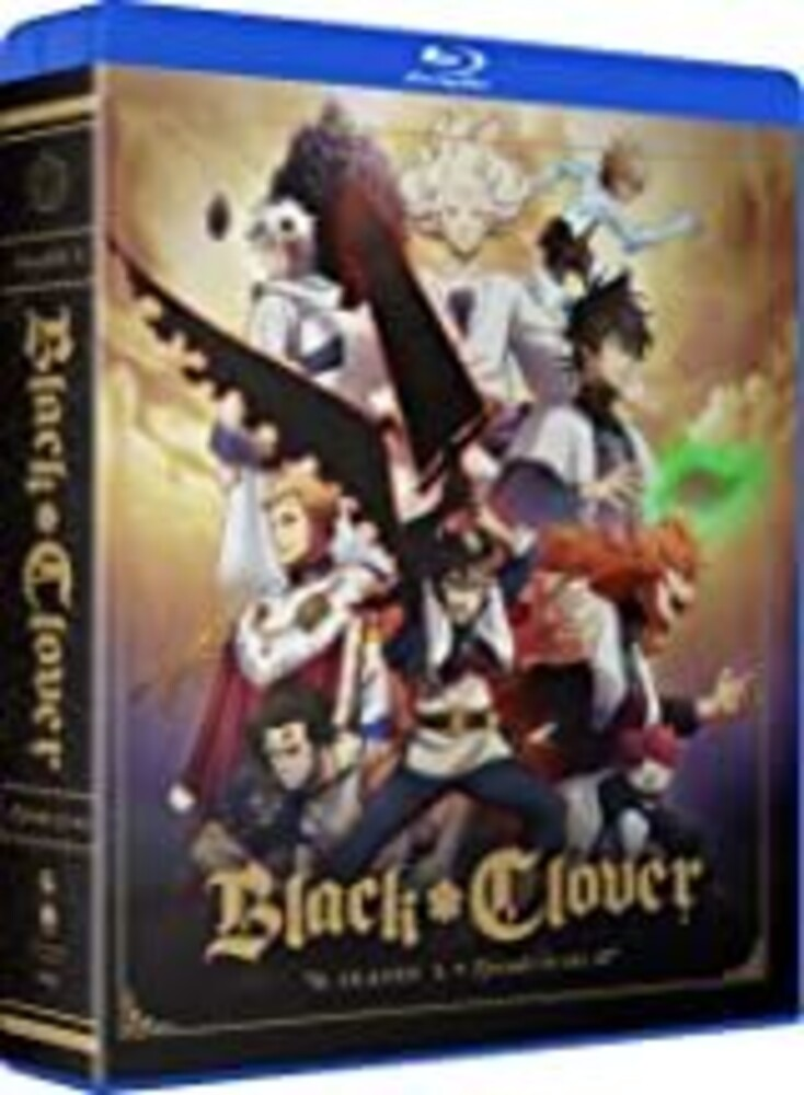 Black Clover: Season 2 Complete - Black Clover: Season 2 Complete (10pc) / (Box Sub)
