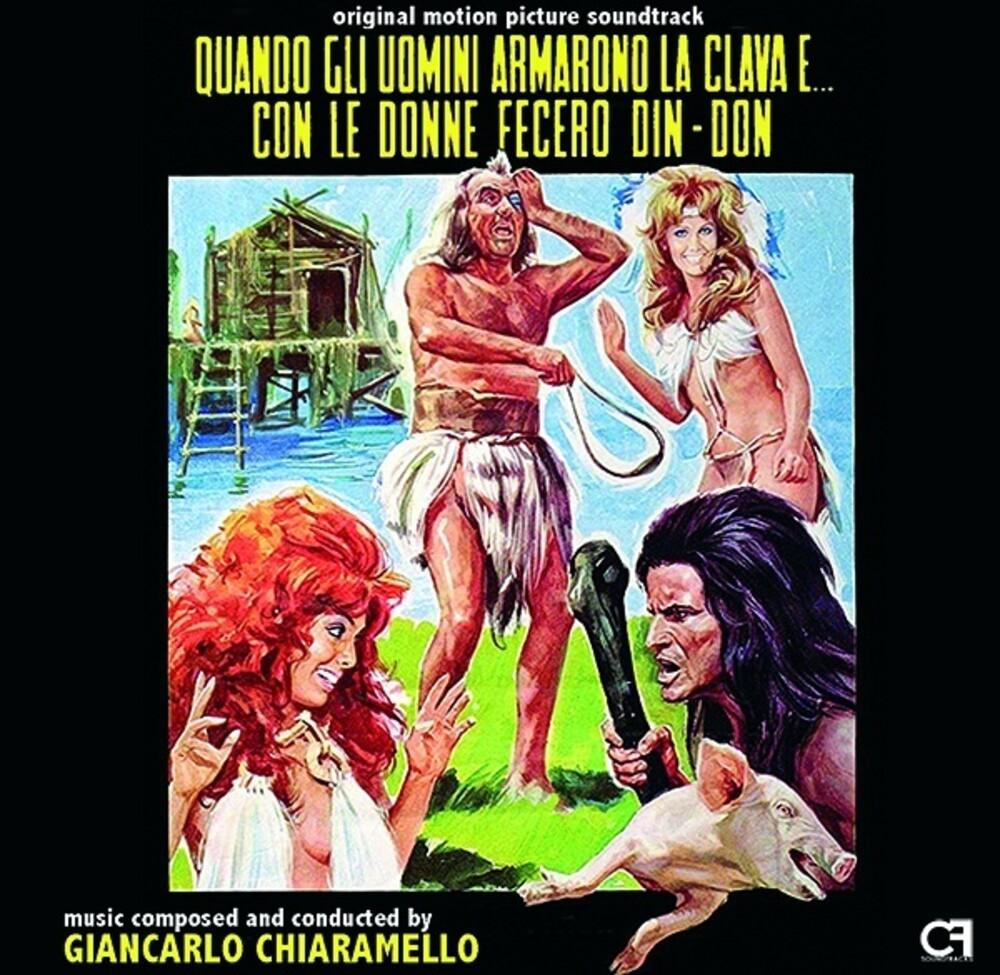Giancarlo Chiaramello Ita - Quando Gli Uomini Armarono La Clava E Con Donne (Original Soundtrack)