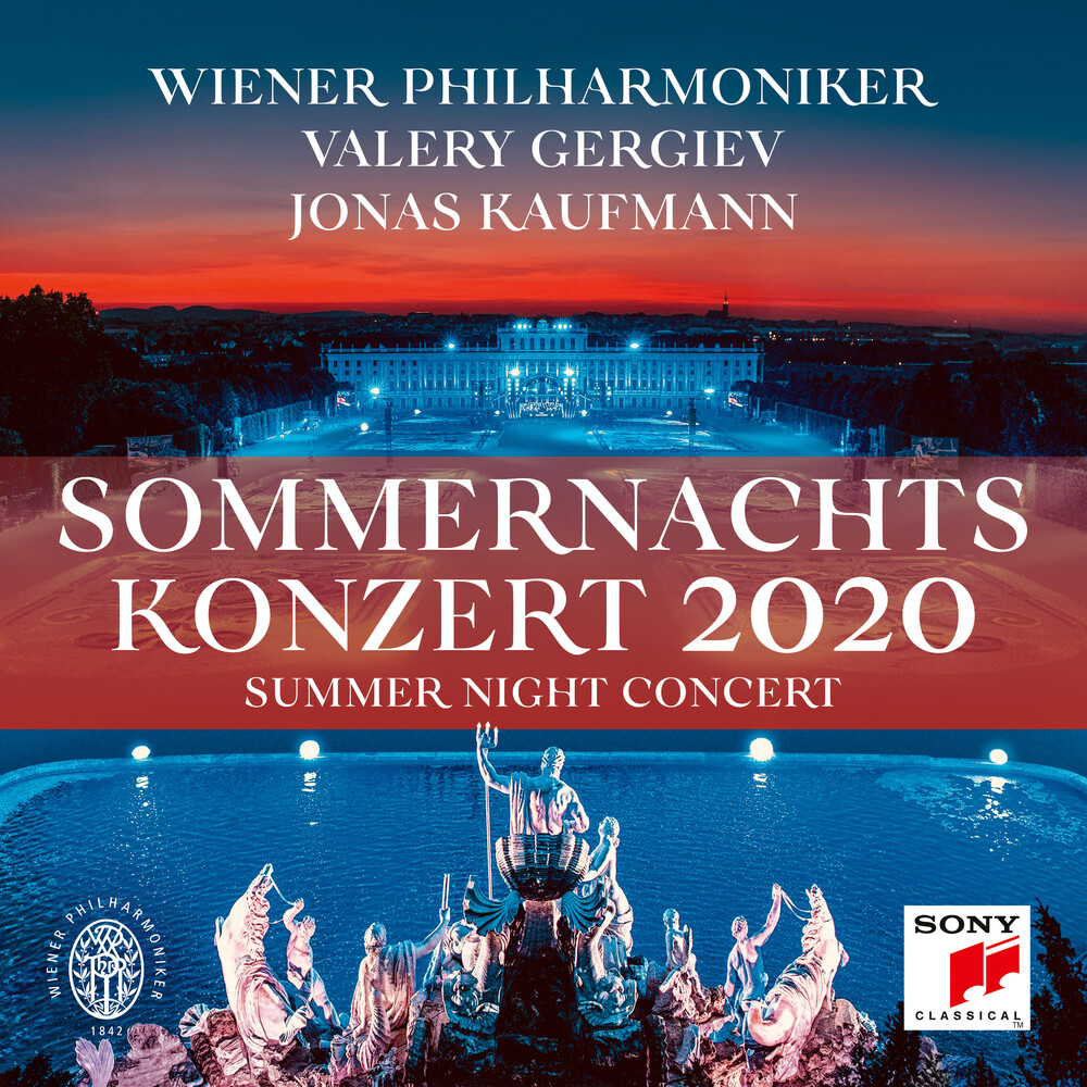 Valery Gergiev / Berlin Philharmonic - Summer Night Concert 2020 (Uk)