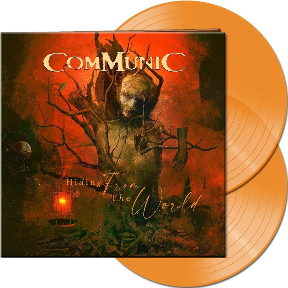 Communic - Hiding From The World (Clear Orange Vinyl) [Clear Vinyl]