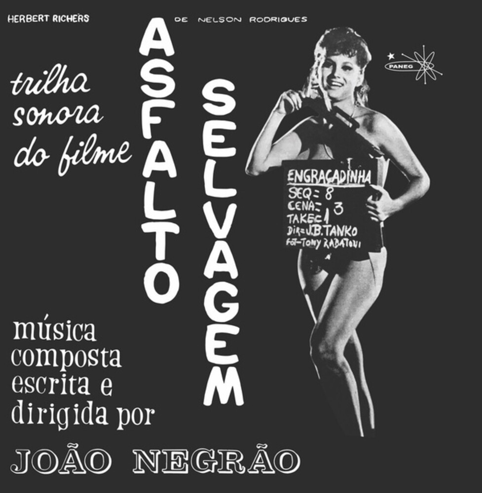 Asfalto Selvagem / OST - Asfalto Selvagem (Original Soundtrack)