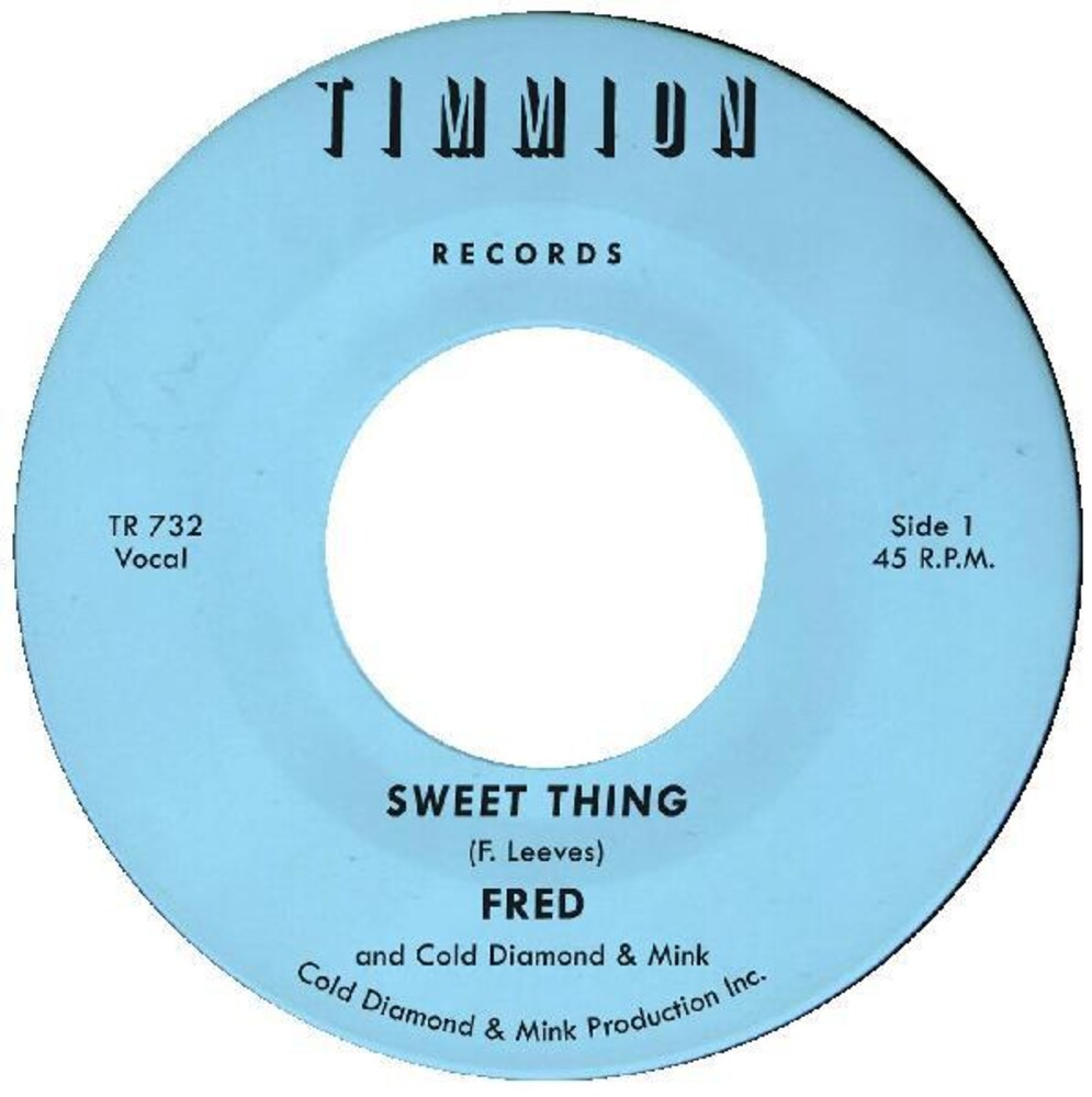 Fred - Sweet Thing / She's Outta Sight (inst.)