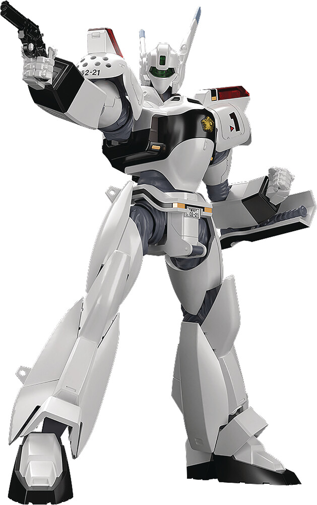 Good Smile Company - Good Smile Company - Mobile Police Patlabor AV-98 Ingram ModeroidPlastic Model Kit