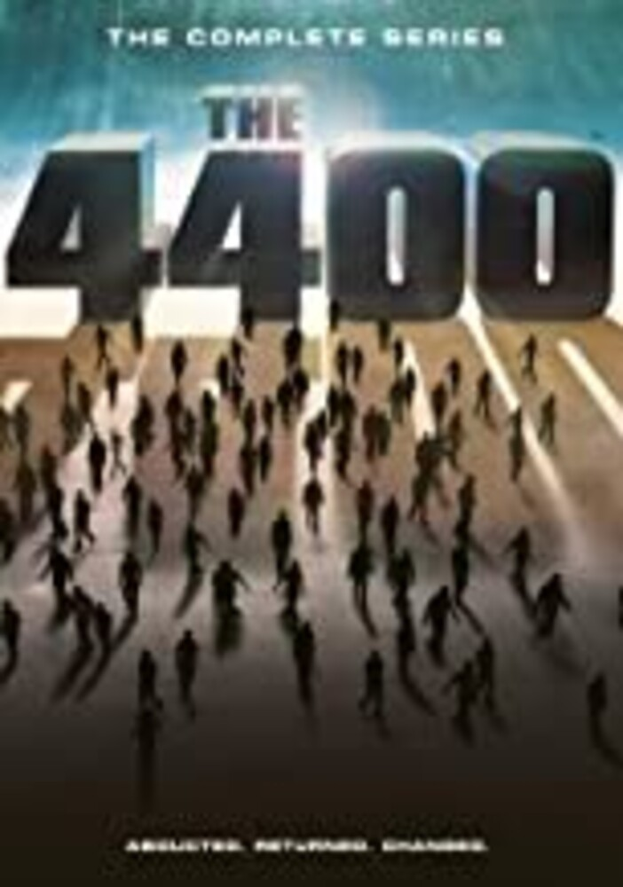 4400: Complete Series - The 4400: The Complete Series