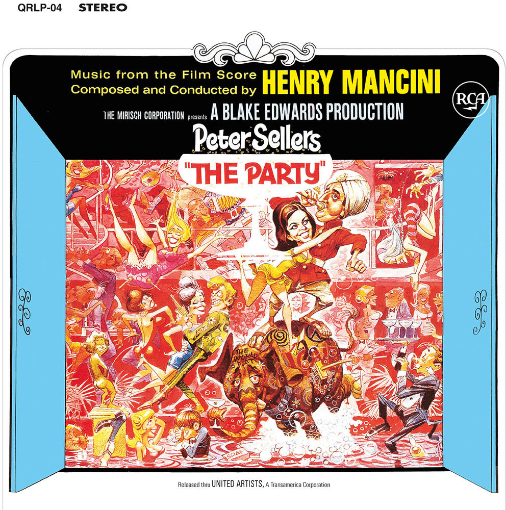 Henry Mancini Pnk - Party / O.S.T. (Pink Vinyl) (Pnk)