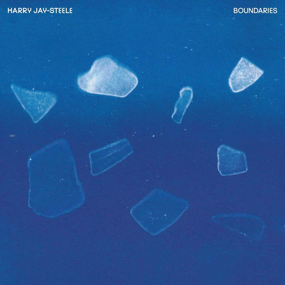 Jay-Harry Steele - Boundaries (Blue) (Wht) (Can)