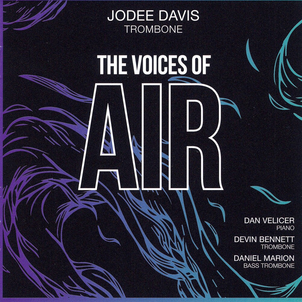 JoDee Davis - The Voices Of Air