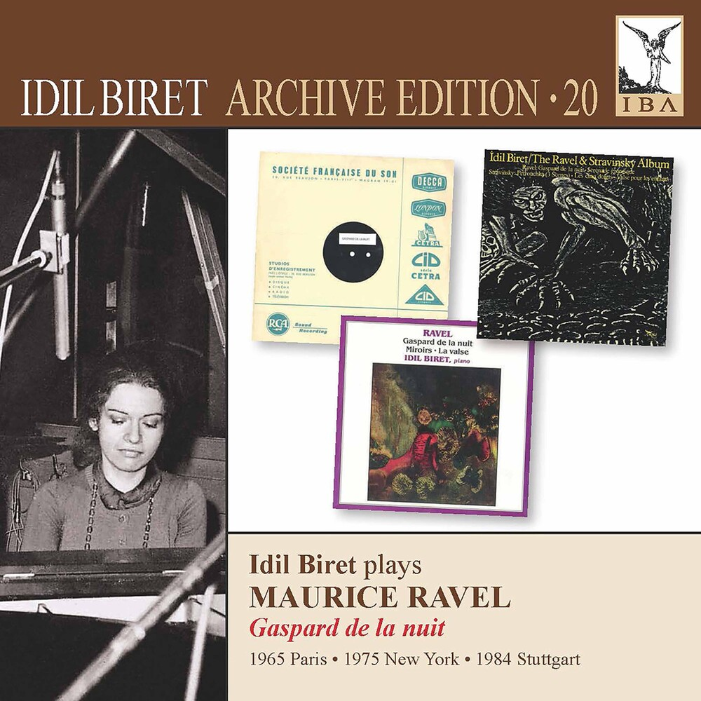 Ravel / Biret - Gaspard De La Nuit