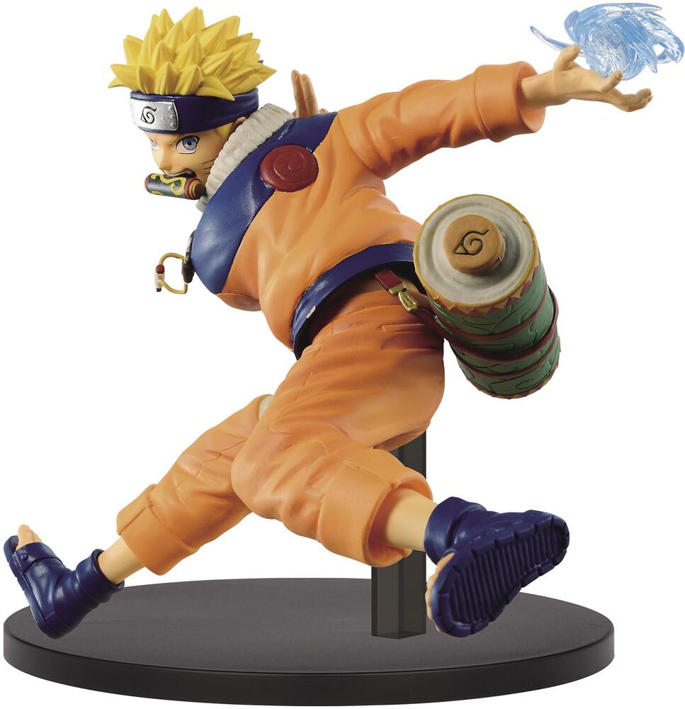 Banpresto - BanPresto - Naruto Vibration Stars Uzumaki Naruto Figure