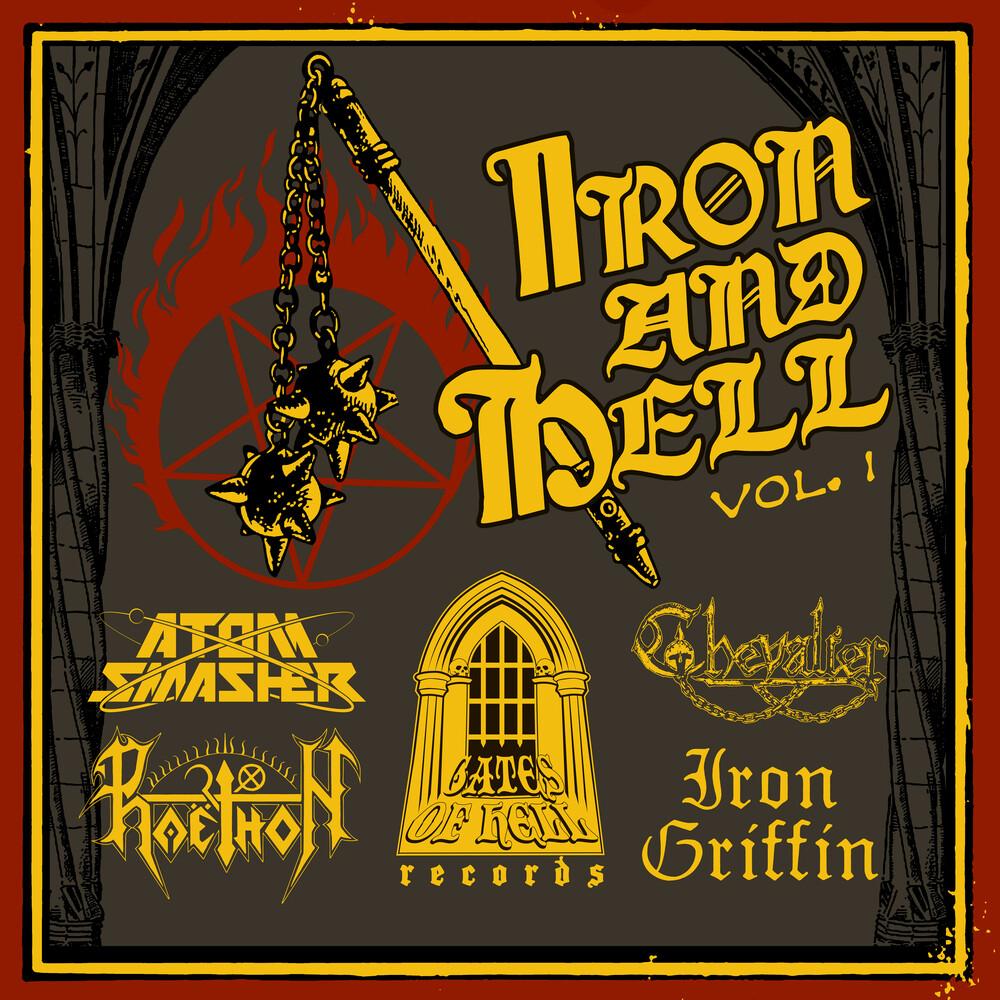 Iron And Hell / Various - Iron And Hell (Various Artists)