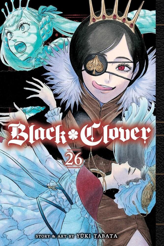 Tabata, Yuki - Black Clover, Vol. 26