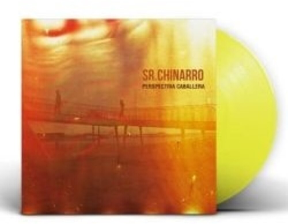 Sr Chinarro - Perspectiva Caballera (Yellow Transparent Vinyl)