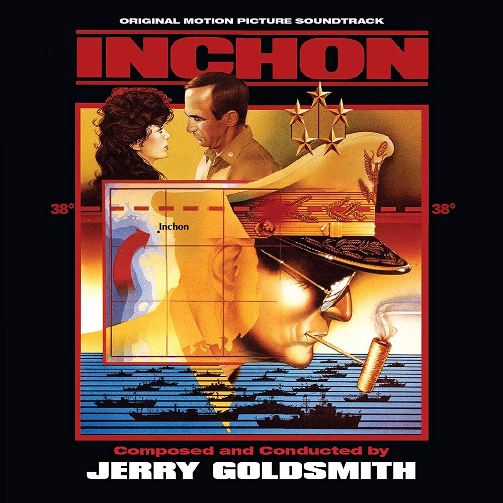 Jerry Goldsmith  (Exp) (Rmst) (Ita) - Inchon / O.S.T. (Exp) [Remastered] (Ita)