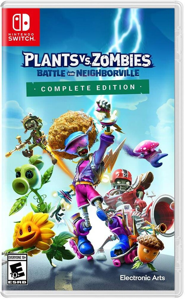 Swi Plants vs Zombies Battle for Neighborville CE - Plants VS Zombies - Battle for Neighborville - Complete Edition