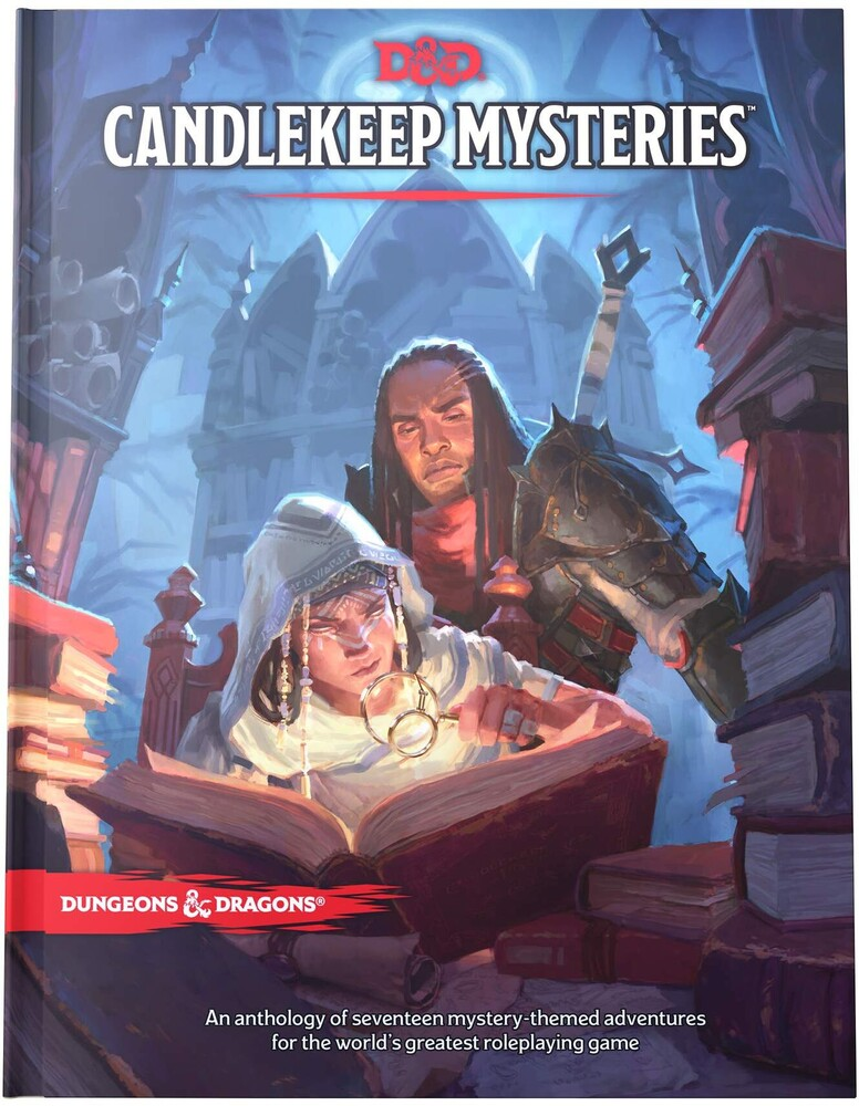 Wizards Rpg Team - Candlekeep Mysteries (Dungeons & Dragons, D&D)