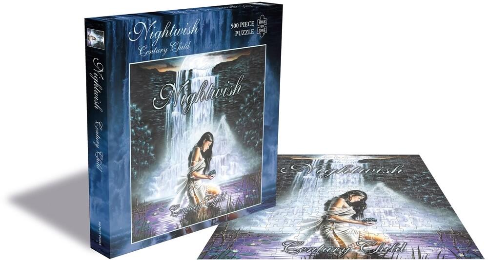 Nightwish Century Child (500 Piece Jigsaw Puzzle) - Nightwish Century Child (500 Piece Jigsaw Puzzle)