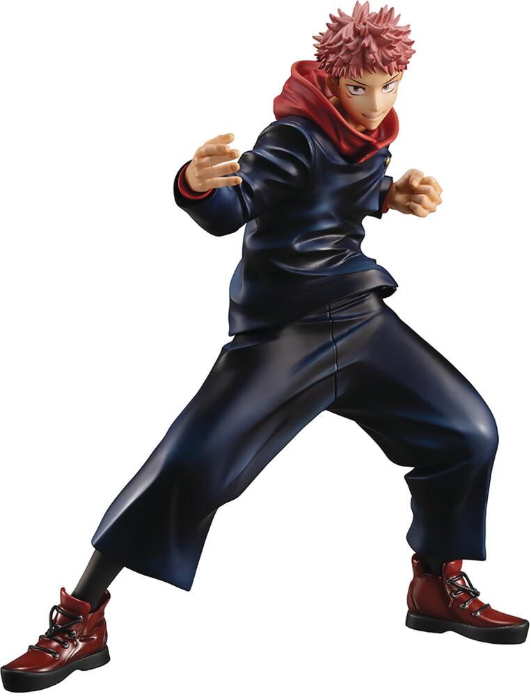 - Megahouse - Jujutsu Kaisen - Jujutsu Kaisen Itadori Yuji