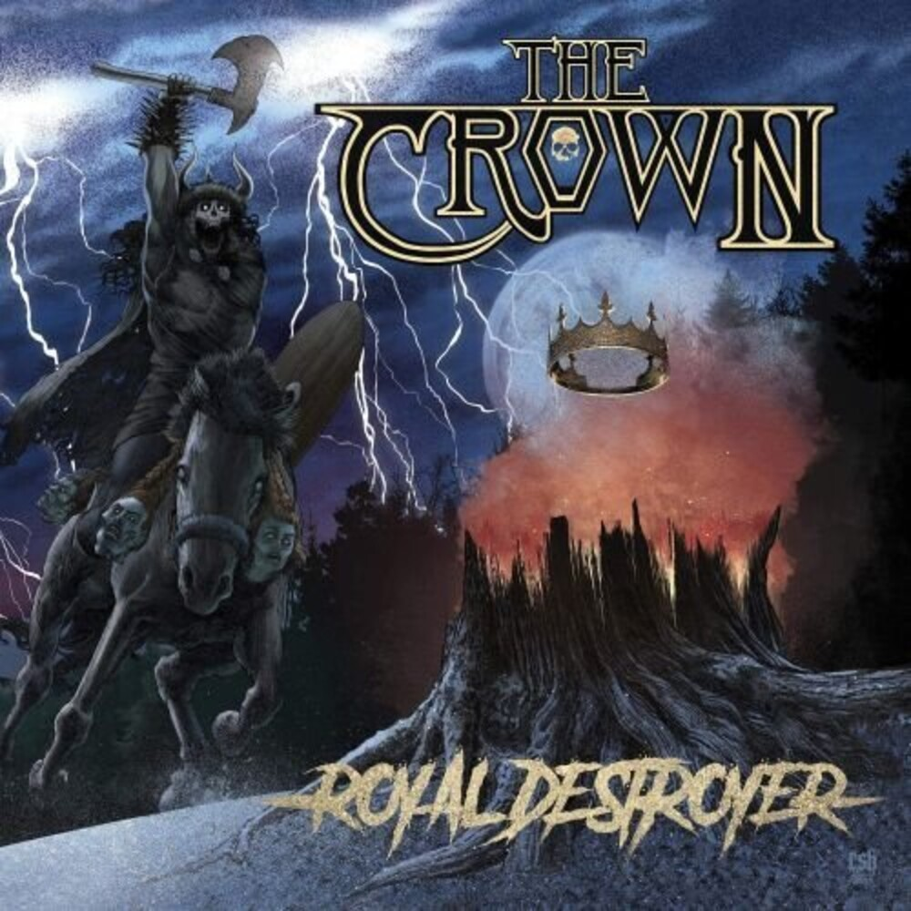 Crown - Royal Destroyer [LP]