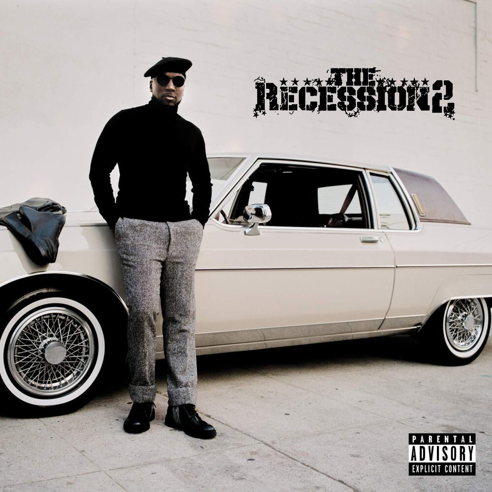 Jeezy - The Recession 2 [2LP]