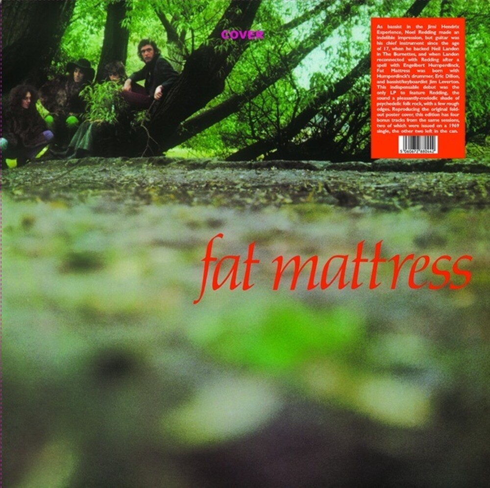 Fat Mattress - Fat Mattress