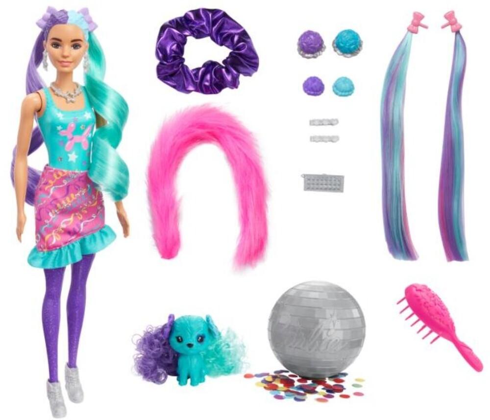 Barbie - Mattel - Barbie Hair Feature 3