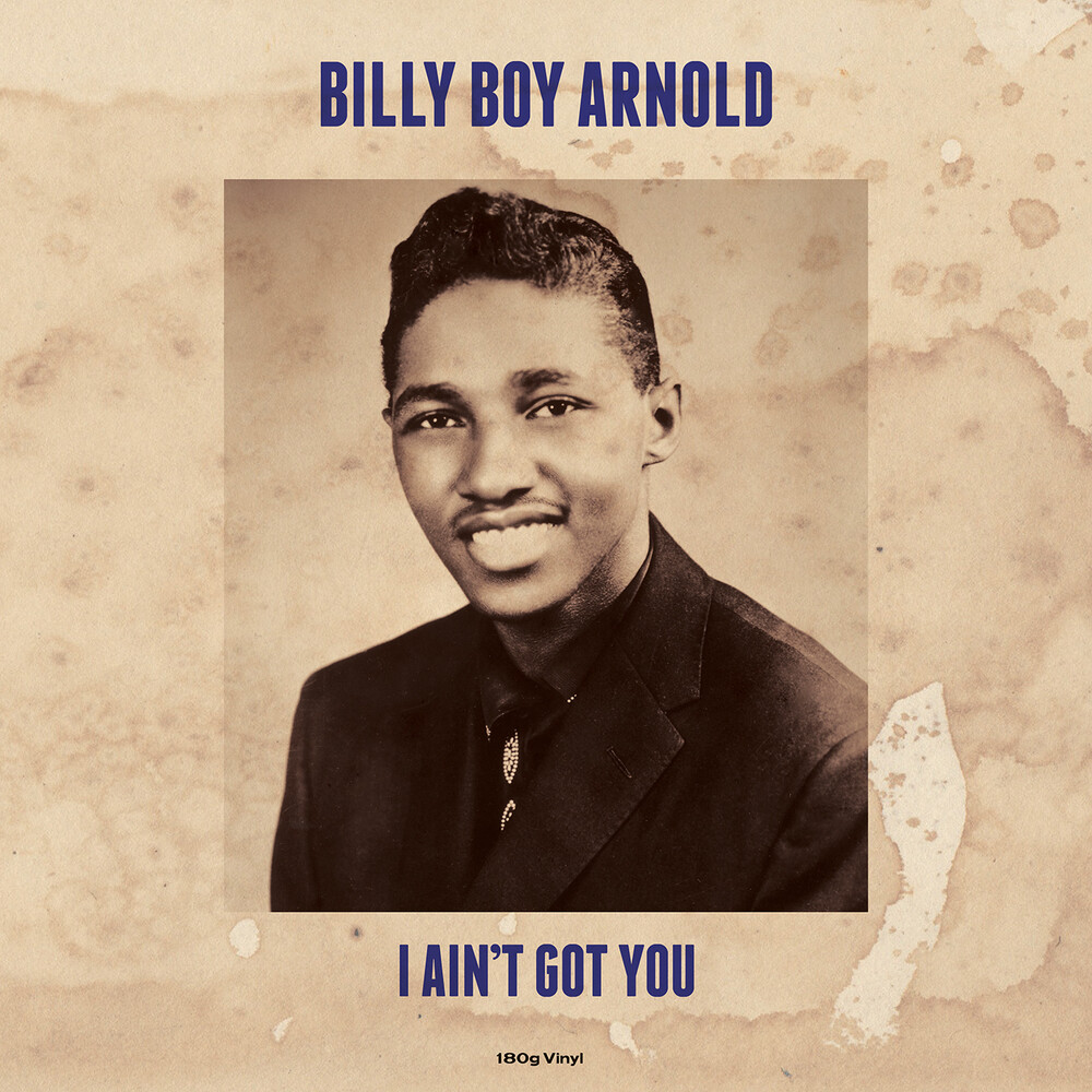Billy Arnold  Boy - Singles Collection [180 Gram] (Uk)