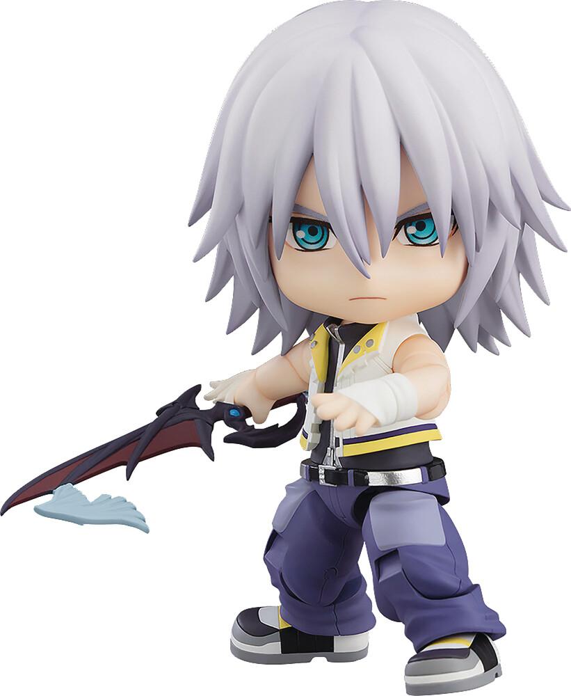 - Kingdom Hearts Ii Riku Nendoroid Af (Afig) (Clcb)