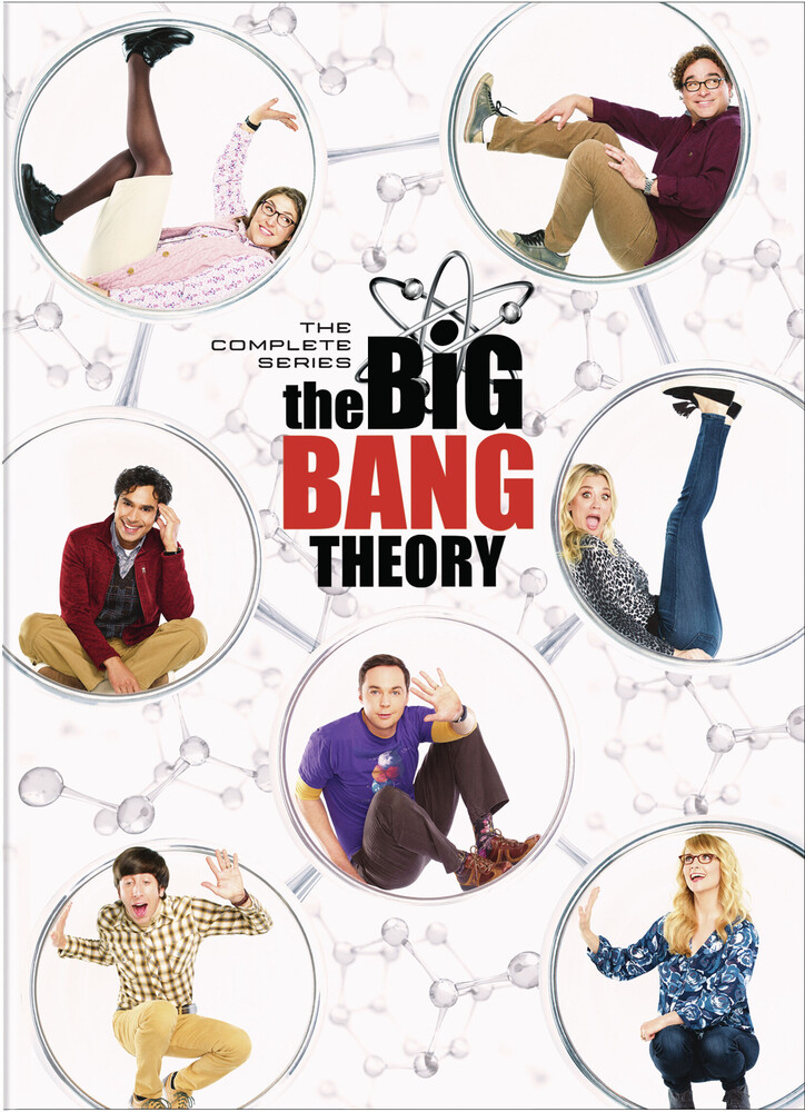 - Big Bang Theory: Complete Series / (Amar Rpkg)