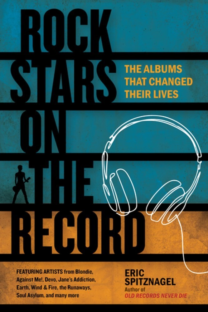 Eric Spitznagel - Rock Stars On The Record (Ppbk)