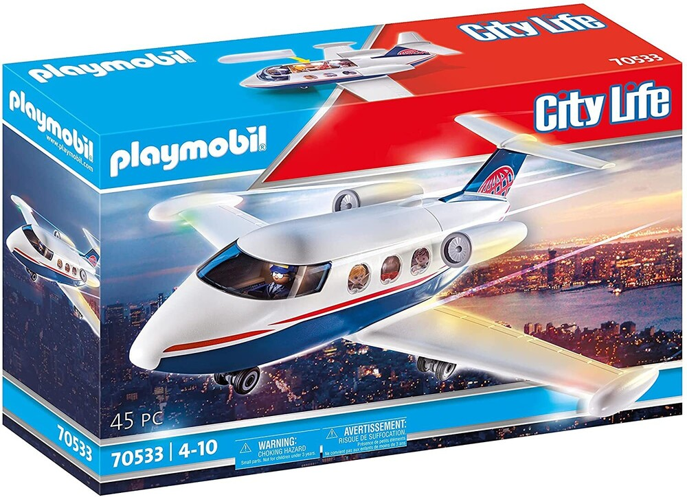 - City Life Private Jet (Fig)