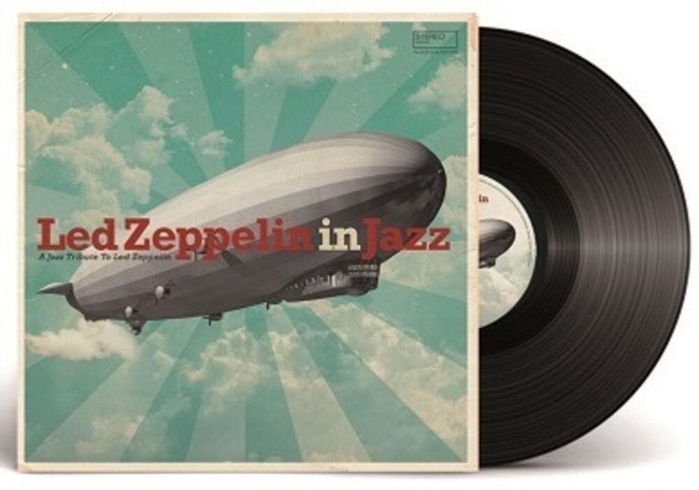 Led Zeppelin In Jazz / Various - Led Zeppelin In Jazz / Various (Fra)