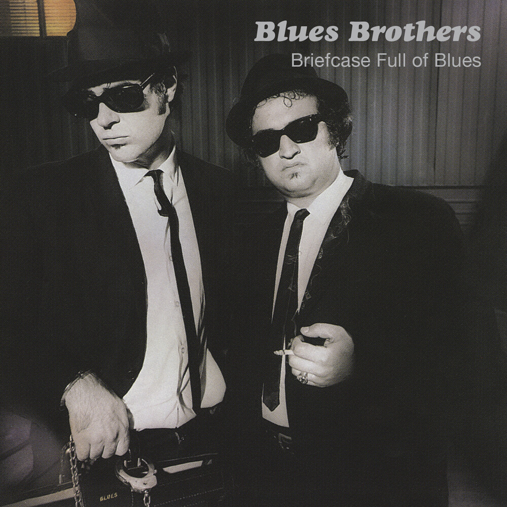 Blues Brothers - Briefcase Full Of Blues (Hol)