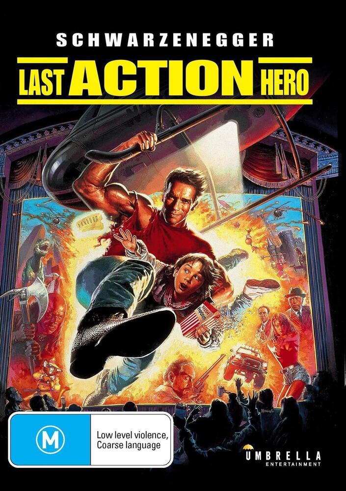 - Last Action Hero / (Aus Ntr0)