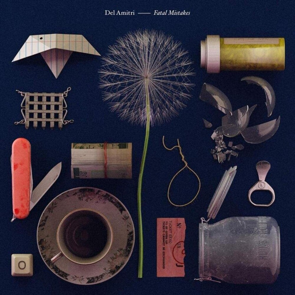 Del Amitri - Fatal Mistakes [LP]