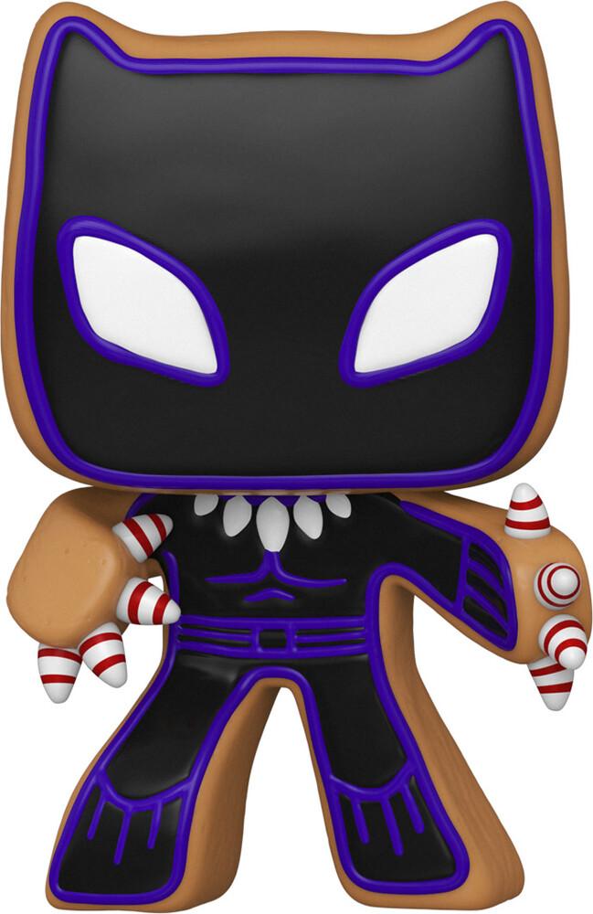 Funko Pop! Marvel: - Holiday- Black Panther (Vfig)
